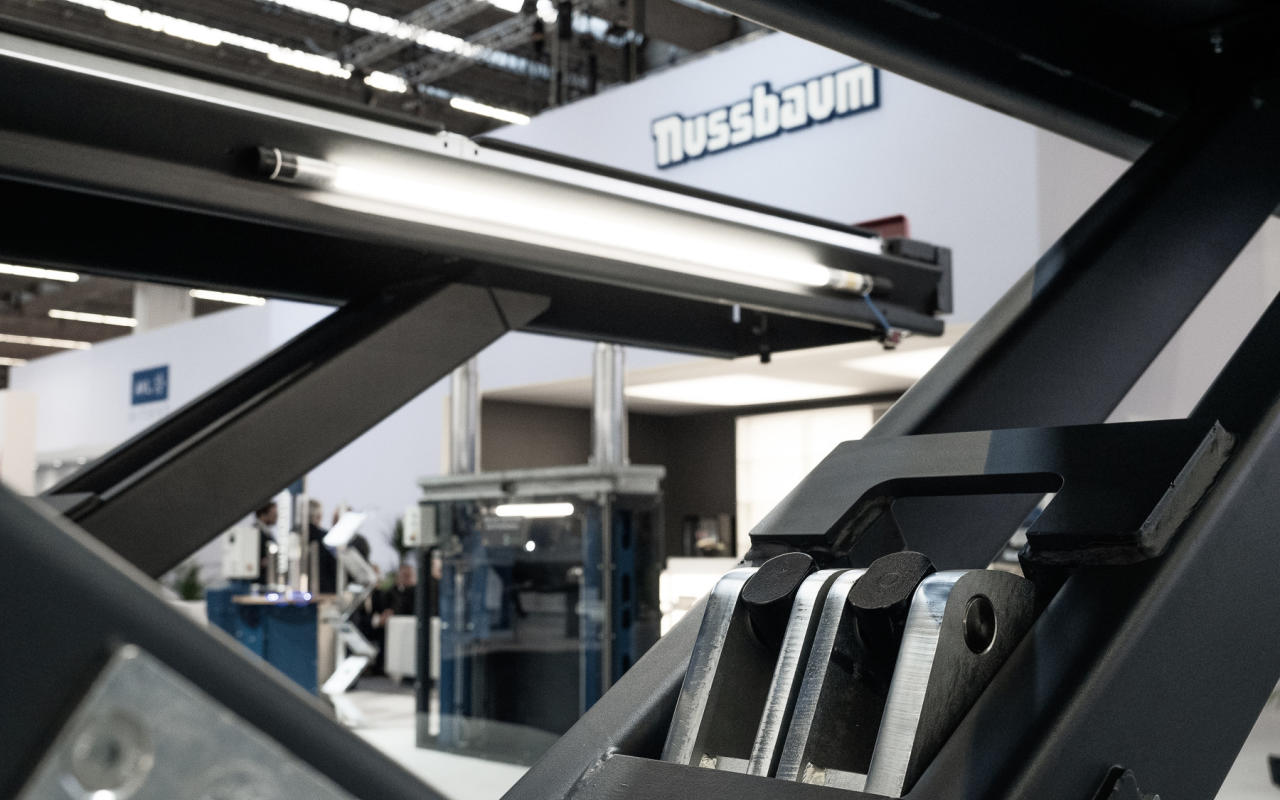 How Nussbaum produces its world class lifts